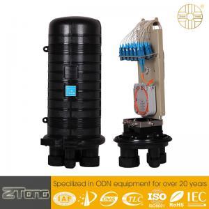 Quality 037#  Splice Tray Optical Fiber Splice Closure 36 Core 510*250MM Antirust for sale