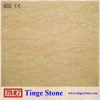 Quality Factory Price Cheap Egyptian Sunny Yellow Marble Slab For Stone Project for sale
