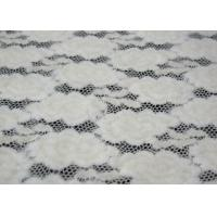 Quality Jacquard Brushed Lace Anti-Static Fabric With 140cm Width SGS CY-LQ0041 for sale