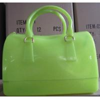 Quality hot and fashion Silicone jelly bag for lady for sale