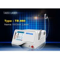 Quality 15W Laser Diode 980nm Vascualr Lesions Laser Treatment / Laser Vascular Removal for sale