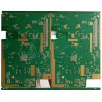 China 6 Layer PCB with 1.6mm 1oz Thickness on sale