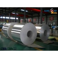 Mill Finished Color AA 1110 Cold Rolled Aluminium Coil For Architectural Decoration