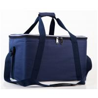Quality Food Storage Insulated Lunch Bags Polyester And Aluminum Foil Coating Composition for sale