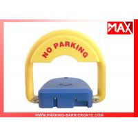 Quality Anti-theft Car Parking Locks System And Waterproof Durable Battery for sale