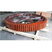 Quality Hot Selling Casting Spur Big Gear for Mining Industry Hot Sale Hydraulic Winch Herringbone Gear for sale