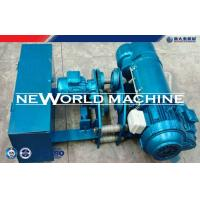 Buy cheap Superior 10 Ton 50m Wire Rope Electric Hoist Low Noise , Safety from wholesalers