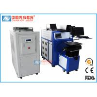 Quality YAG Laser Seam Welding Machine for Metal Pipe Tube Nameplate for sale