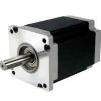Quality Electric 0.9 Degree Hybrid High Torque Stepper Motor 86mm For CNC Machine for sale