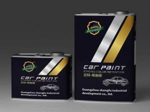 Quality High Gloss Mirror Effect Auto Acrylic Paint Epoxy Thinner for sale
