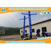Buy cheap New Design Oxford Cloth Inflatable Sky Dancer With Advertising Products product
