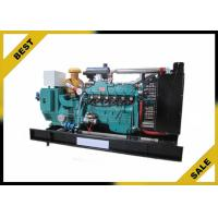 Quality 150 Kw Water Cooling Natural Gas Generator Set Turbo Intercooled Low Displacement for sale