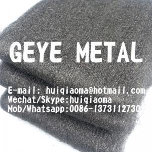 Quality Stainless Steel Wool Fiber Blanket Rolls, Die Cuts, Tubes/ Sleeves for Exhaust, Muffler & Resonator Packing Kits for sale