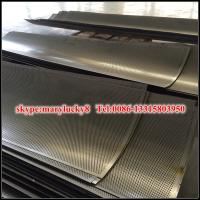 Quality hexagonal hole perforated metal/perforated metal sheet/ punching metal sheet for sale