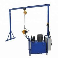 China Portable Manual Tube Expander Gantry Stand Type 7-16mm Tube Diameter on sale