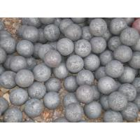 Buy cheap Grinding Media Hot Rolling Steel Balls for Lead Ore with ISO certification product