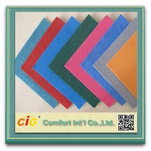 Quality Hotel Decoration Colorful Punch Carpet Fabric / Soft Washable Car Carpet Fabrics for sale