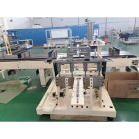 Adult / Baby Diaper Packing Machine Automated Operation Full Servo Motor Control