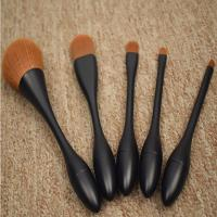 Quality Synthetic Hair Head Mini Makeup Brush Set For Face Shadow Cheek Powder for sale