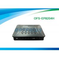 Buy cheap Plastic 10 / 100M GPON EPON 4 Ethernet Ports  2 FXS ports External Power from wholesalers