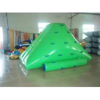 Quality Aqua Jump Inflatable Water Parks / Customized Inflatable Water Toys for Adult and Kids  for sale