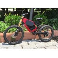Quality Safety Specialised Electric Mountain Bike Front And Rear Suspension Fork for sale