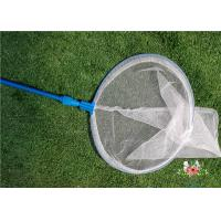 Telescopic Professional Butterfly Catching Net , Stainless Steel Garden Insect Catching Net