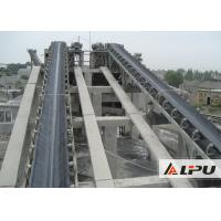 Buy cheap Material Handling Belt Conveyor / Mining Conveyor Systems Convenient Operation from wholesalers