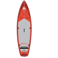 Quality Pvc Eva 10' X32'' X 6'' Inflatable Surf SUP Board for sale