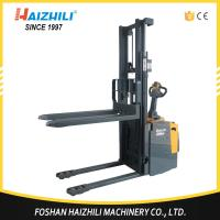 Australia hot selling reach stacker 1000kg 1600mm electric stacker with cheap