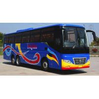 Quality LHD/RHD 65 seats Euro2 360HP 6x2 Coach Bus with Cummins Engine YBL6137T for Africa for sale