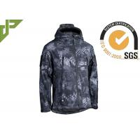Quality Novel Style Tactical Winter Jacket For Adventure Travel , Military Style Coat Windproof for sale