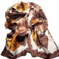 Quality Silk Ruffle Scarves (LC238) for sale