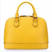 China drop shipping fashion nappa leather tote bags on sale