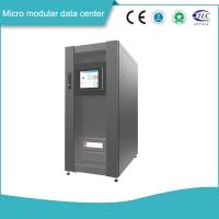Buy Intelligent Micro Data Center Easy Expansion Rack Mount Cooling For Branches at wholesale prices