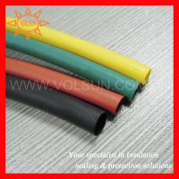 Quality Enviromental friendly flexible single wall heat shrinble tube for sale