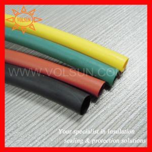 Buy cheap Enviromental friendly flexible single wall heat shrinble tube from wholesalers