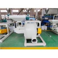 PP Material Powder Crusher Machine , 3700rpm Plastic Recycling Shredder for sale