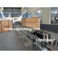 Quality Stainless steel 304 roller conveyor reverse bottle sterilizer for various bottles for sale