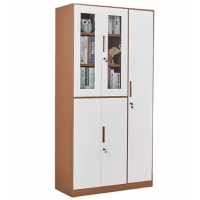 Quality 1850 Height Waterproof Metal Wardrobe Cabinet With Ajutable Feet for sale