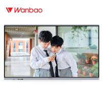 Quality Smooth Handwriting Interactive Electronic Whiteboard Touch All In One Multimedia for sale