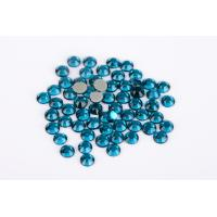 Quality Lead Free Hotfix Crystal Rhinestones High Color Accuracy Wear Resistance for sale