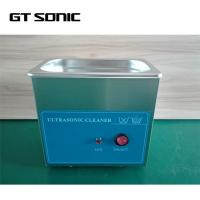 Quality GT SONIC Lab Ultrasonic Cleaner Mechanical Control With OEM Services for sale