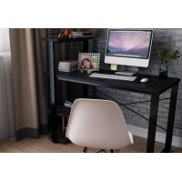 Buy cheap Nordic minimalist desktop computer desk , bookcase solid wood corner table from wholesalers