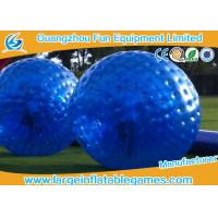 Buy cheap Full Color Inflatable Zorb Ball Water - Proof Logo Printing For Bowling product