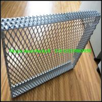 Quality Powder coated Aluminum Expanded Metal Ceiling for sale