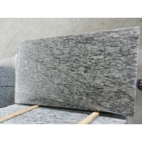 Buy Construction material Natural stone Factory Supplier Sea Wave White Granite Polished Stairs and steps at wholesale prices