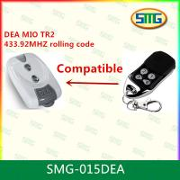 Buy cheap SMG-015DEA 433.92 MHz 2-Channel Dea Mio Tr2 Remote Control Transmitter Rolling code from wholesalers