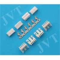 SGS / UL / ROHS Electronic Cable Connectors , AMP  Wire to Board Crimp Style Connectors