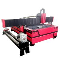 Quality CE certificate CAMEL CNC CA-1530 stainless steel metal cnc plasma table cutting machine price for sale